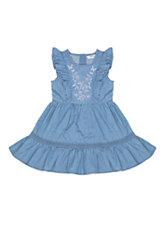 bebe Chambray Dress
