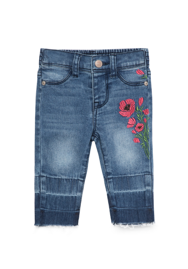 Embroidered Jeans at bebe in Sherman Oaks, CA | Tuggl