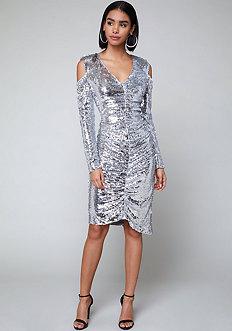 Gia Sequin Dress