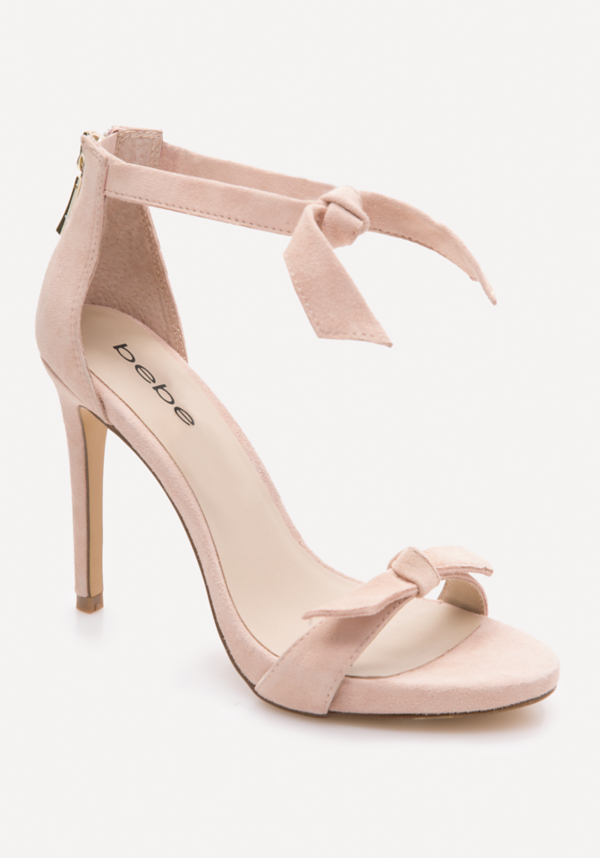 Ricki Bow Strap Sandals | Tuggl