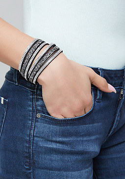 bebe Luxe Fashion Bracelet