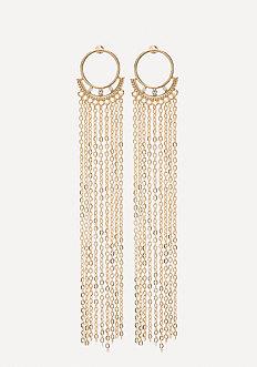 Chain Duster Earrings