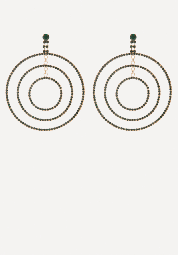 Triple Hoop Earrings at bebe in Sherman Oaks, CA | Tuggl