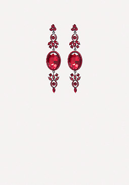 bebe Victorian Style Earrings