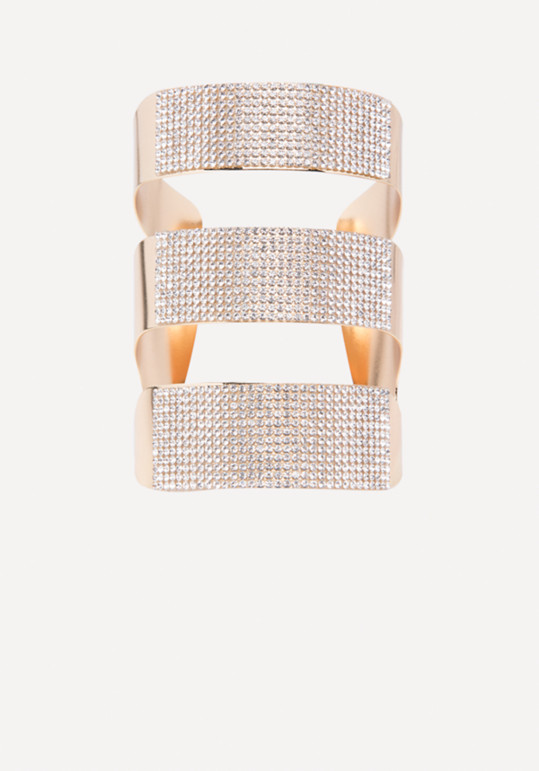 Evelina Triple Row Cuff at bebe in Sherman Oaks, CA | Tuggl
