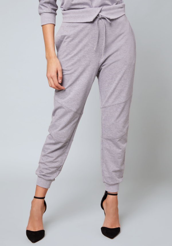 Foldover Waist Jogger Pants at bebe in Sherman Oaks, CA | Tuggl