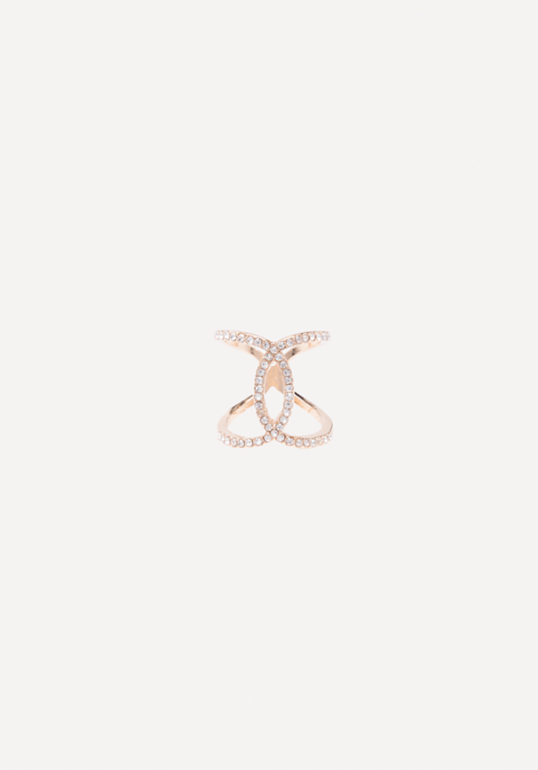 Crisscross Ring at bebe in Sherman Oaks, CA | Tuggl