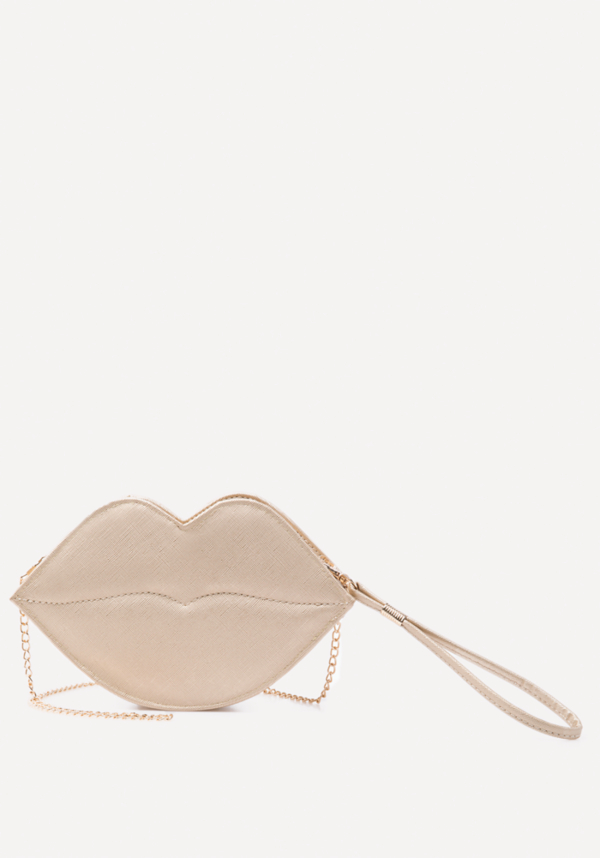 Lips Clutch at bebe in Sherman Oaks, CA | Tuggl
