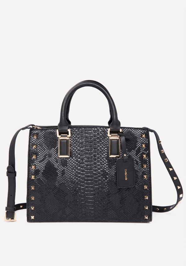 Faux Snake Satchel at bebe in Sherman Oaks, CA | Tuggl