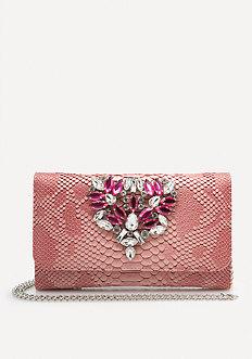 Jeweled Crossbody Bag