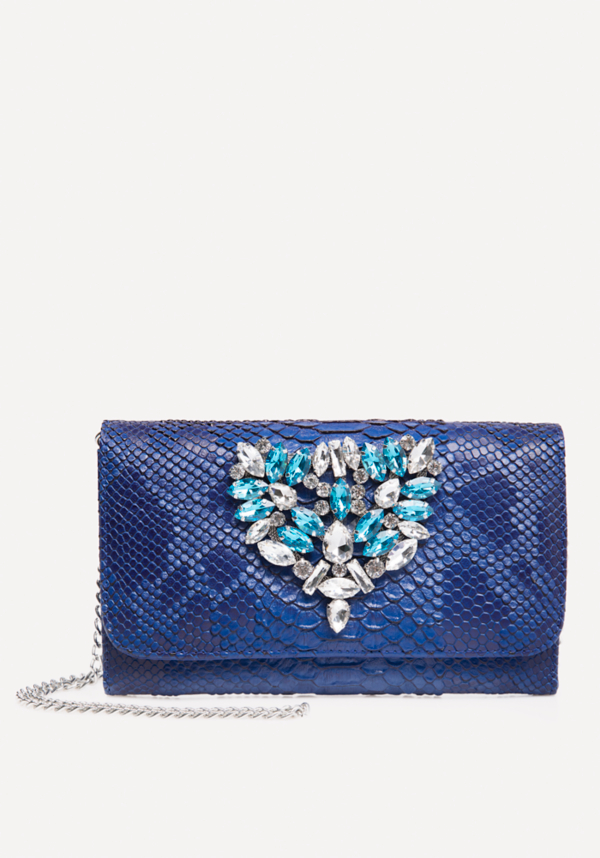 Jeweled Crossbody Bag at bebe in Sherman Oaks, CA | Tuggl