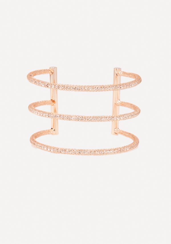 Triple Bar Bling Cuff at bebe in Sherman Oaks, CA | Tuggl