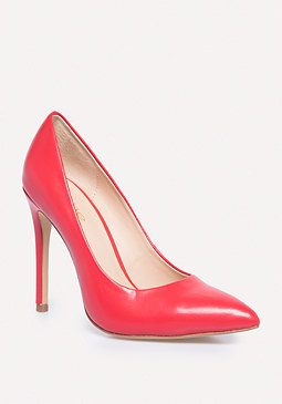 bebe Lunaa Pointy Toe Pumps