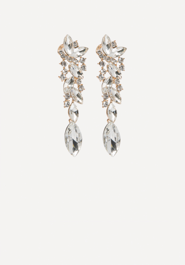 Ornate Linear Earrings | Tuggl