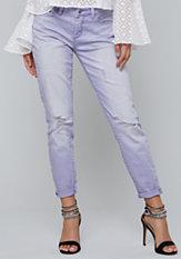 bebe Color Skinny Jeans