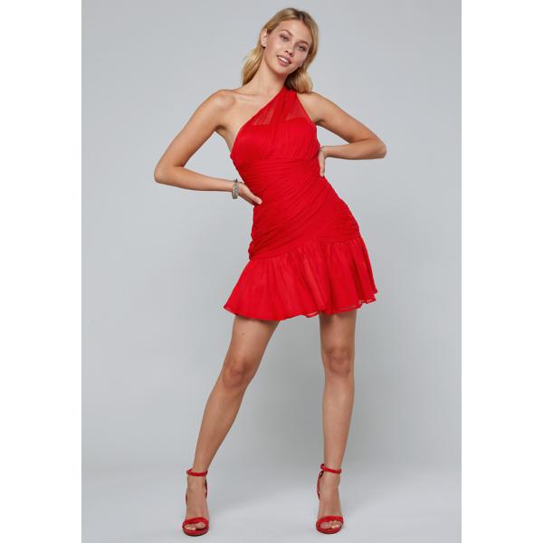 5524f1702a One Shoulder Dress