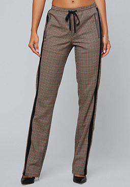 bebe Sansa Zip Pocket Pants