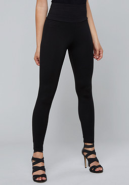 bebe Armory High Waist Leggings