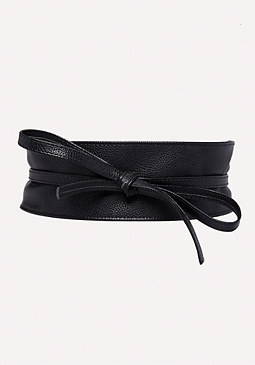 bebe Wrap Around Belt