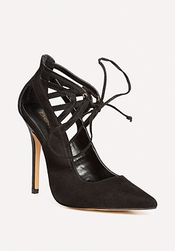 bebe Dita Pointy Pumps