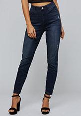 bebe Aurora Skinny Jeans