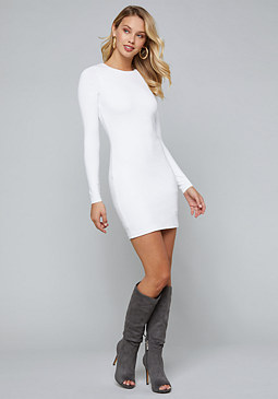 Bebe Bodycon Mini Dress