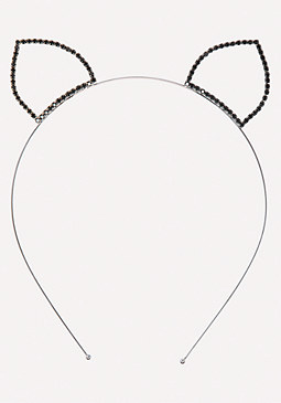 bebe Cat Ear Headband