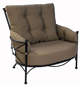 Meadowcraft Grayson Cuddle Chair - patio.christysports.com