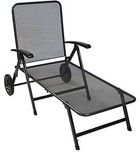 Kettler vigo adjustable chaise for Chaise kettler