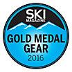 SKI Magazine Gold Medal Gear 2016 Award Winner
