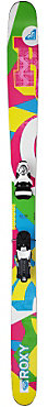 Roxy Mumbo Jumbo Skis - Women's - 10/11