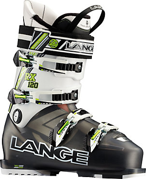 Lange RX 120 Ski Boot  - Men's - 2012/2013
