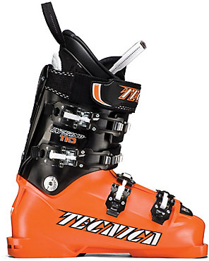 Tecnica Inferno 110 Ski Boot - Men's - 2012/2013