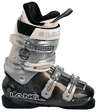 Lange Exclusive 9 Ski Boot - Women's - 09/10