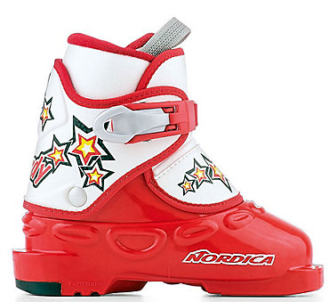 Nordica Nordy Boy - Youth Ski Boot - 2011/2012