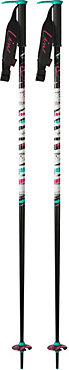 Line Hair Pin Ski Poles -  Women's