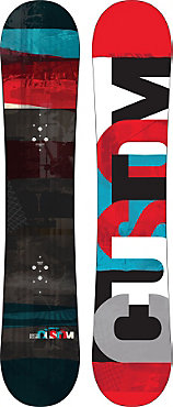 Burton Custom Smalls Snowboard - Junior's