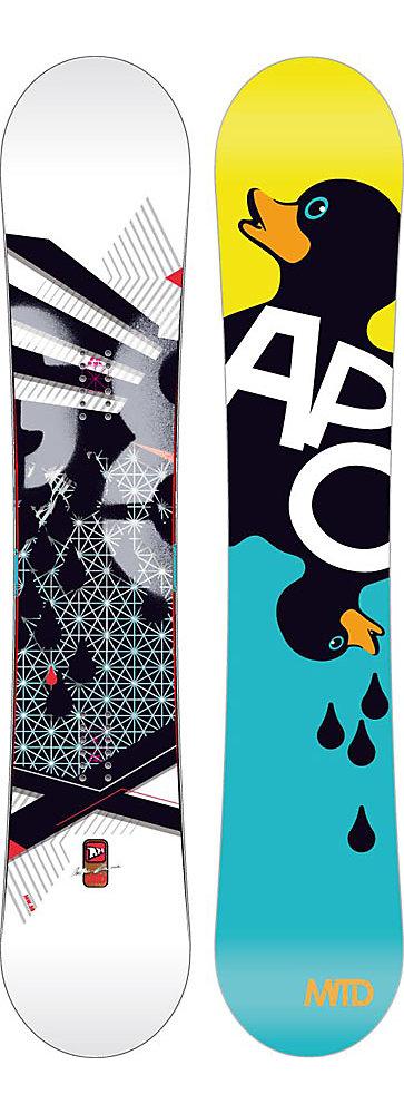APO MTD Gerome Mat Snowboard Clearance Deal 09/10