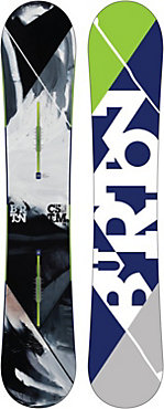 Burton Custom X Snowboard - Men's - 2012/2013