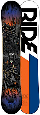 Ride Berzerker Snowboard - Men's - 2012/2013