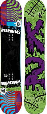 K2 WWW Snowboard - Men's - Sale - 2012/2013