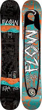 Flow ERA Snowboard - Men's - 2012/2013
