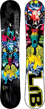 Lib Tech TRS BTX Snowboard - Men's - Sale 2013/2014