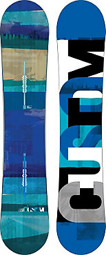 Burton Custom Flying V Rocker Snowboard - Men's