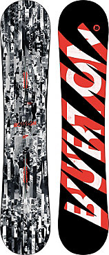 Burton Super Hero Snowboard - Men's