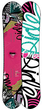 Ride OMG Snowboard - Women's - 10/11