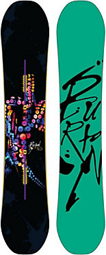 Burton Deja Vu Flying V Snowboard - Women's - 2012/2013