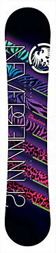 Never Summer Pandora Snowboard - Women's - 2012/2013