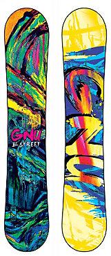 GNU B Street Snowboard - Women's - Sale 2013/2014