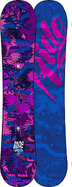 Ride Baretta Snowboard - Women's - Sale 2013/2014